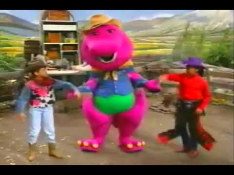 Barney Friends 20 Years Tribute Youtube