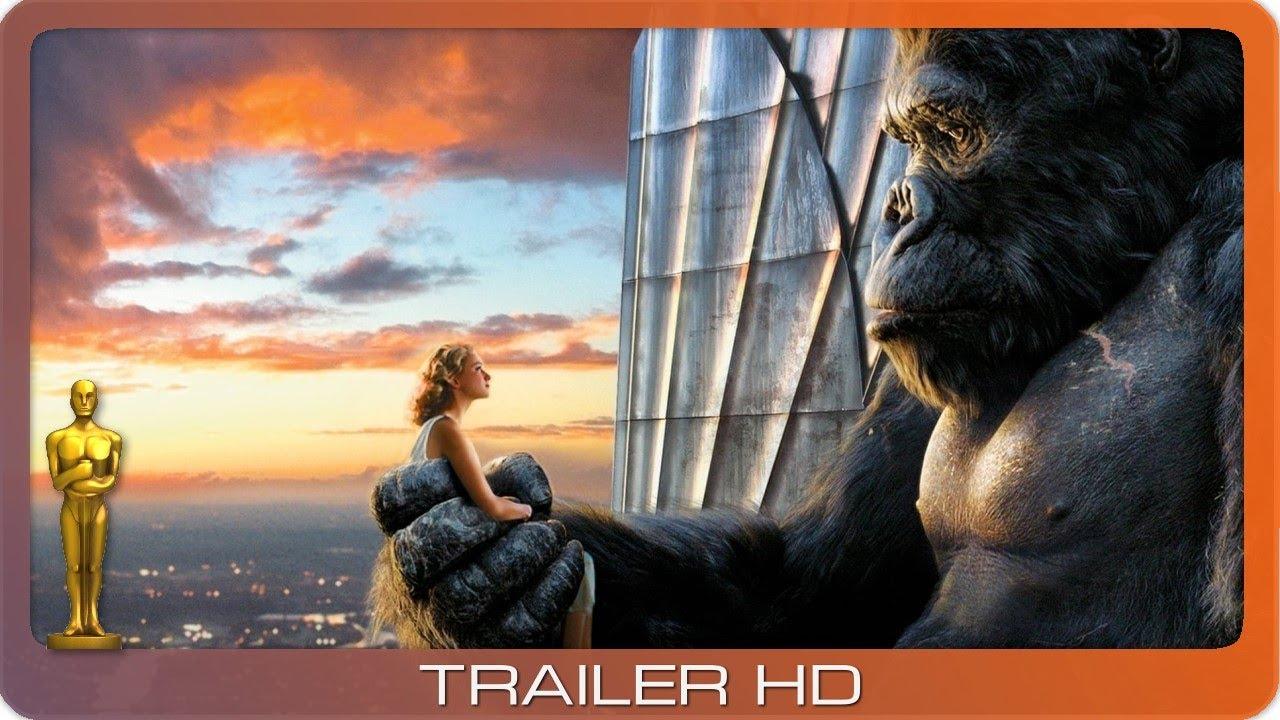 King Kong ≣ 2005 ≣ Trailer #1 ≣ German | Deutsch
