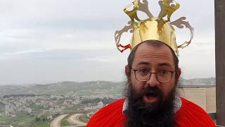 О колене Йеуда
