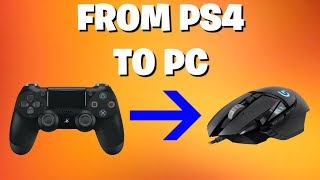 Why I switched from PS4 to PC