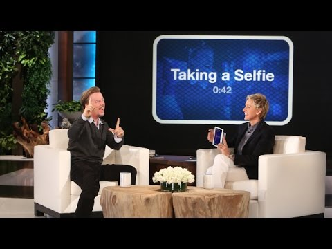 David Spade Acts Out for Ellen in 'Heads Up!'