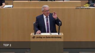 Knallharte Abrechnung mit den Qualitätsmedien & der Einwanderungspolitik. Bernd Gögel AfD.18.07.2019