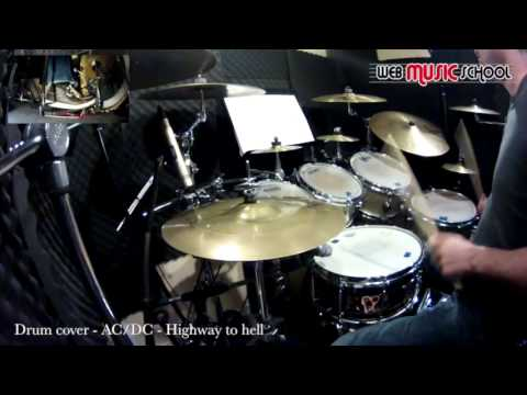 ACDC  Highway to hell DRUM