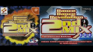 "Japan's DC Ver. ""DDR 2ndMIX"""
