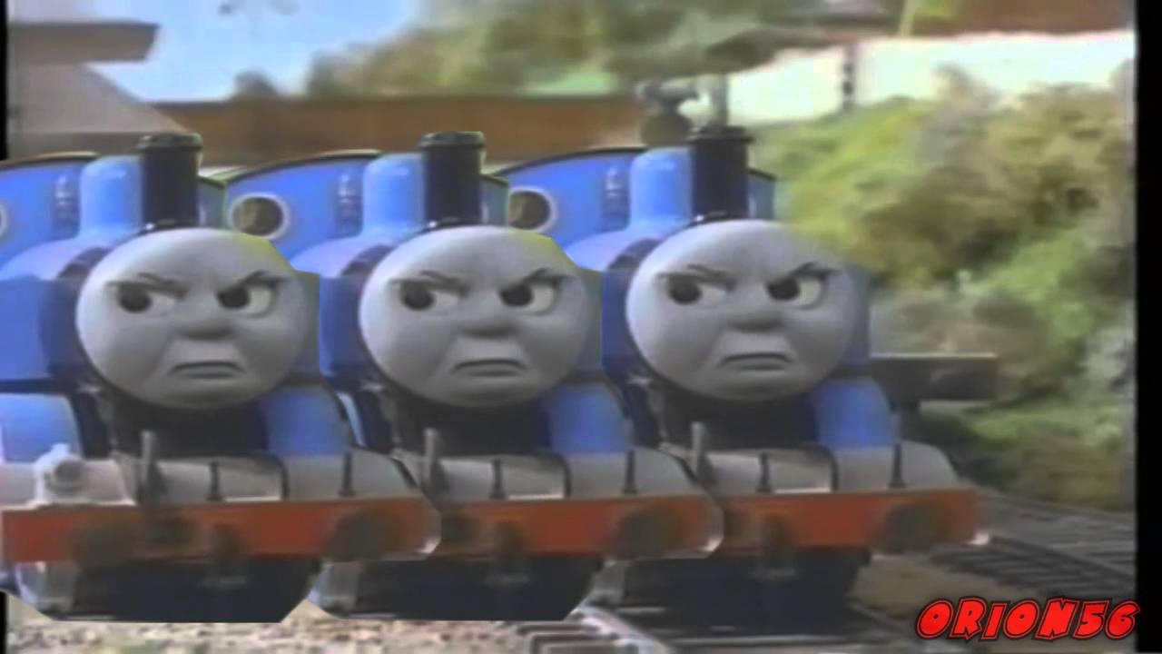 thomas the spank engine