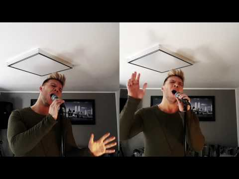 Beauty and the beast duet with myself