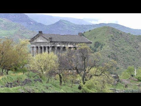 Ереван, 10.05.20, Su, 45-ый день, Гарни, ресторан, Ущелье, Храм, Video-2.