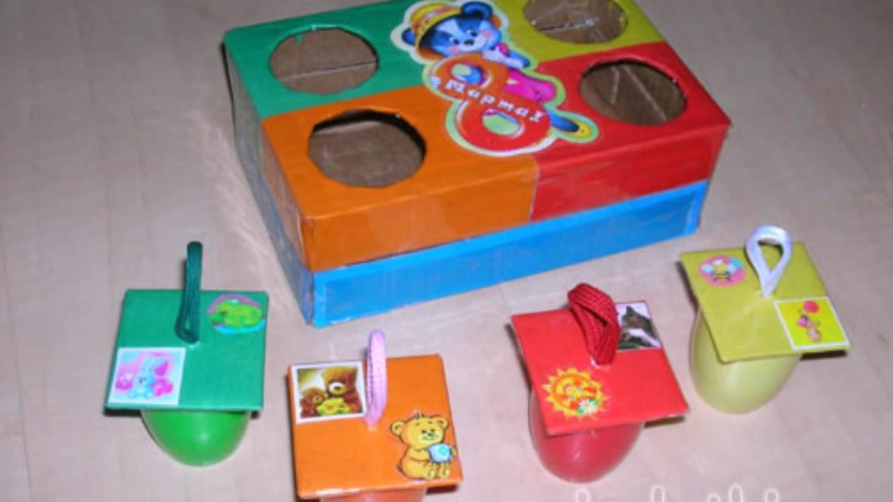 Игрушки своими руками для дошкольников фото 405