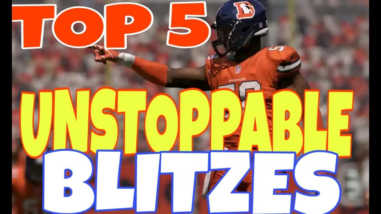 TOP 5 BLITZ DEFENSES IN MADDEN 19! BEST DEFENSE MONEY PLAY TIPS AND TRICKS  IN MADDEN NFL 19