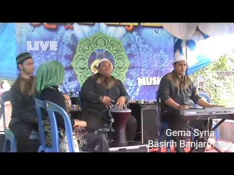 Gema Syria : mar mar zamani