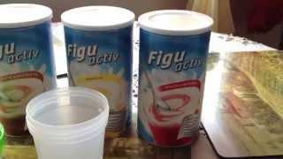 Питьевой коктейль Slim Activ  Альтернатива диете