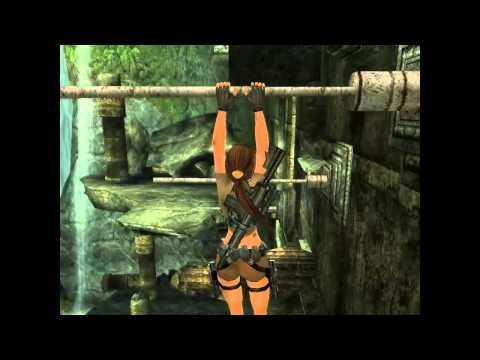 Zagrajmy w Tomb Raider Legend  Ghana