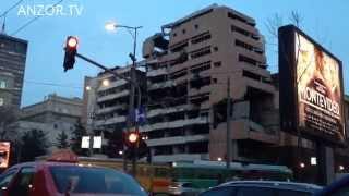 СЕРБИЯ: Пост Военный Белград... BELGRADE SERBIA(, 2014-07-26T17:07:26.000Z)