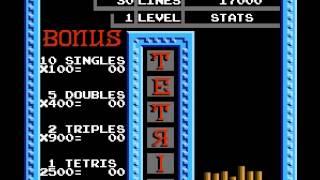 Tetris (tengen) - Vizzed.com Play - User video