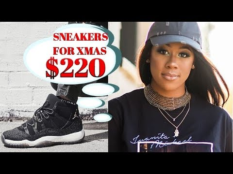 Michael Jordan's Daughter Jasmine Debuts Air Jordan 'Heiress XI' Sneakers In Time For Christmas