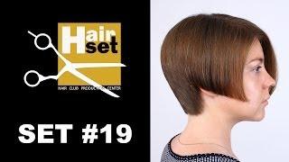 HAIR SET # 19 (стрижка, мужское окрашивание, меланин и меланоциты - GB, RU)(, 2013-11-06T07:24:00.000Z)