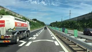 東名阪自動車道 亀山→名古屋西