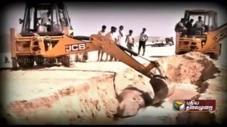 Why did whales washed ashore in Thiruchendur?