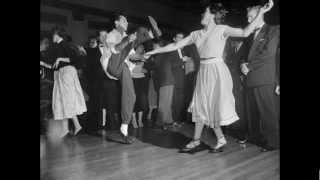 """Sing sing sing"" popular swing dance music"