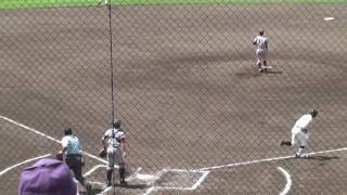八戸学院光星伊藤優平選手(3年)