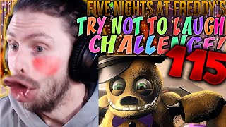 Vapor Reacts #1226   [FNAF SFM/C4D] FÏVE NIGHTS AT FREDDY'S TRY NOT TO LAUGH CHALLENGE REACTION #115