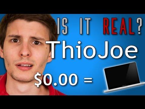 IS IT REAL?- ThioJoe Tech Tutorials