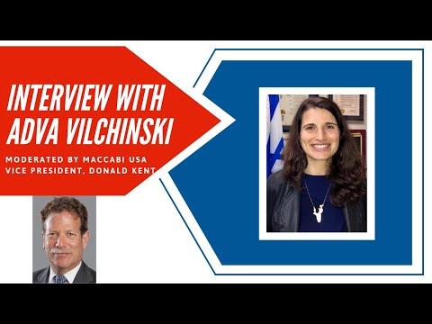 Interview With Adva Vilchinski, Consul For Public Diplomacy, Consul General Of Israel In New York