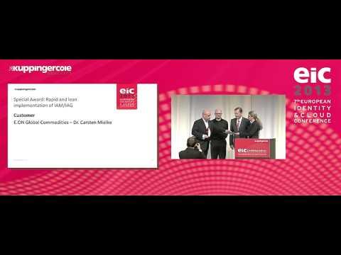 European Identity & Cloud Awards 2013: E.ON Global Commodities