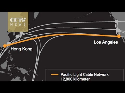 Google, Facebook to build undersea Internet cable between LA and HK