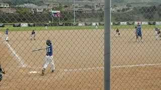 Brayden Baseball Texas Rangers