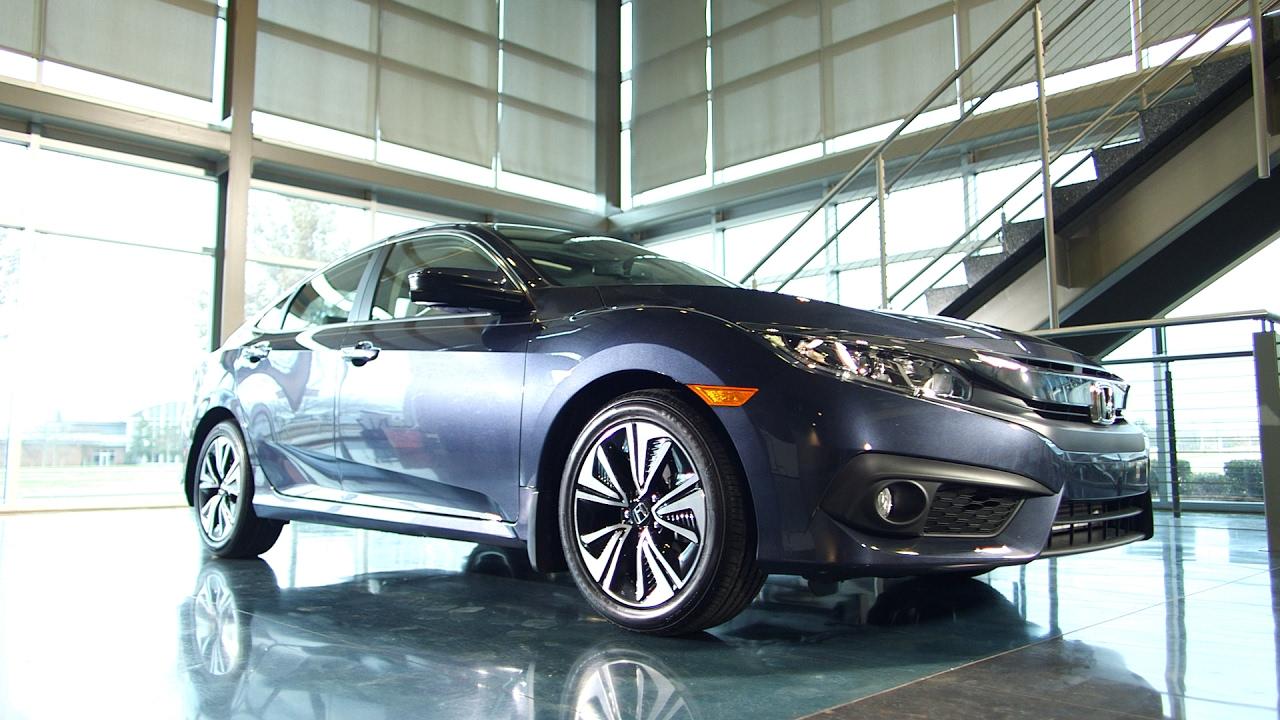 North Alabama Honda Dealers   2017 Civic