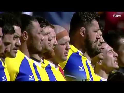 SPAIN vs ROMANIA   (RUGBY EUROPE CHAMPIONSHIP 2018   Round 2)