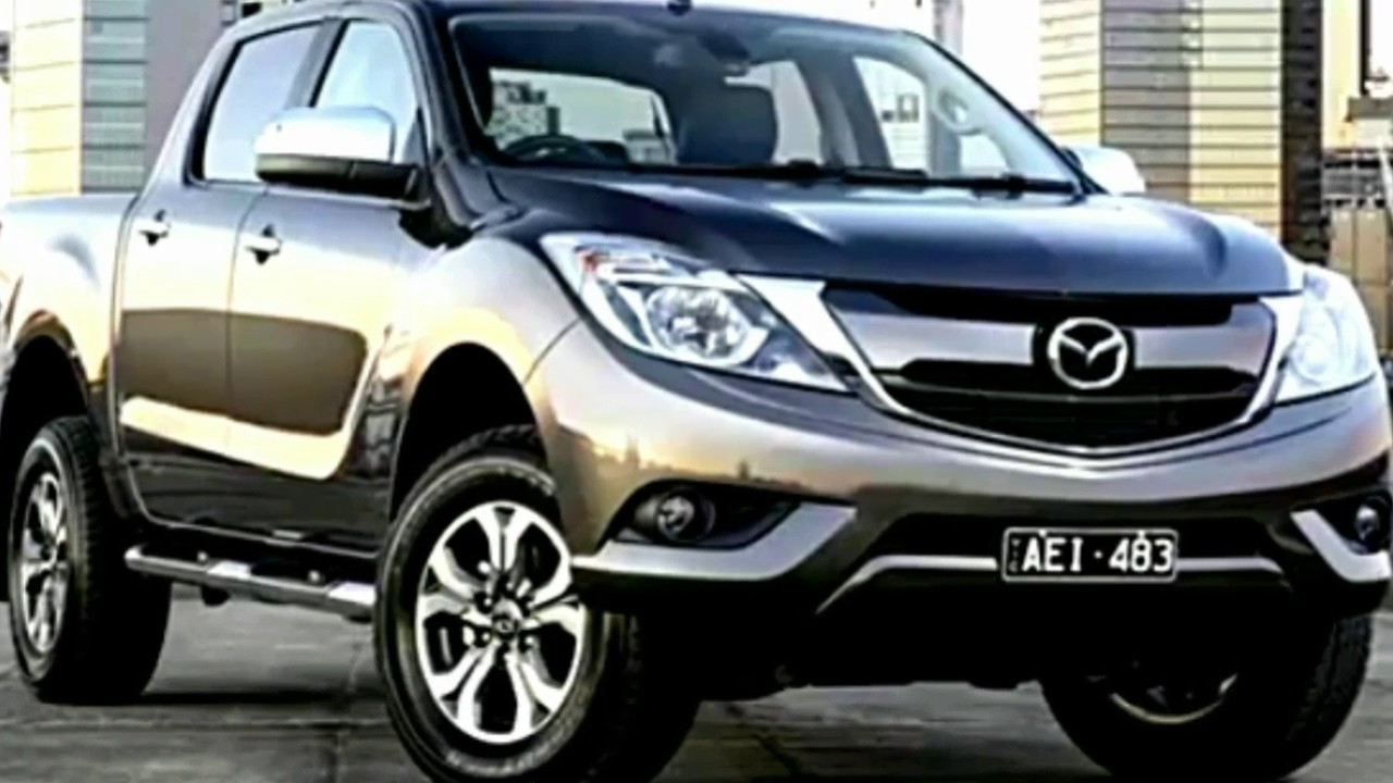 Mazda 2018 Pick Up >> 2018 New Mazda Bt 50 Interior Exterior Youtube
