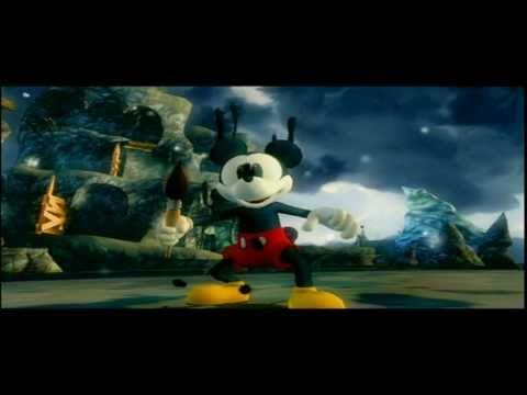 Disney Sweden - ADVERTISEMENT : EPIC MICKEY