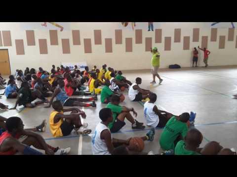 NBA- Africa - Kampala -2- Uganda July 2016 - Coach Omar Barajab