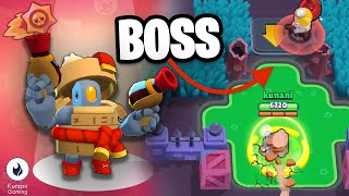 Darryl Like a Boss Brawl Stars Funny moments, Fails and Glitches
