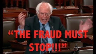 THE FRAUD MUST STOP!!! Bernie Sanders' BRILLIANT Takedown of the Military-Industrial Complex
