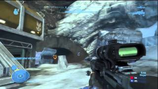 Halo Reach: Slayer On Breakpoint (Dual Com, Dead Space Talk)