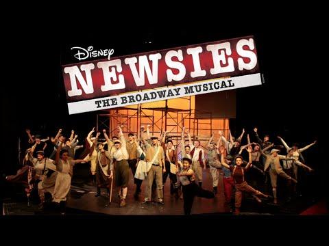 Newsies - TYA 2019 (Entire Musical)