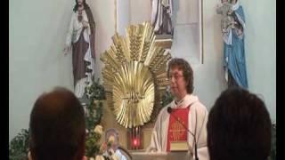 Kazanie weselne ksiedza Lukasza