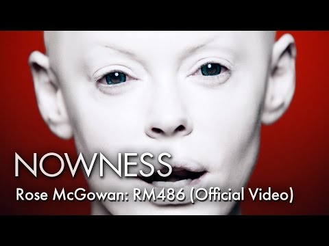 Rose McGowan: RM486  Video