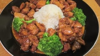 Bourbon Chicken Recipe By The Wolfe Pit