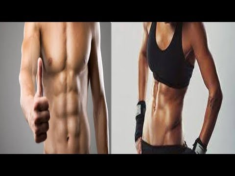 Six Pack abs-Top 4 Exercises for beginners-by prince aesthetic culture