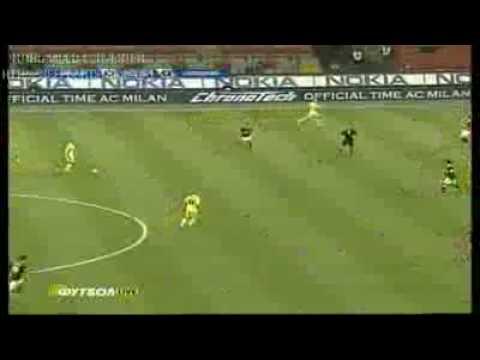 AC MILAN 0  UDINESE 1 copa italia Alexis Sanchez -Mauricio isla.flv