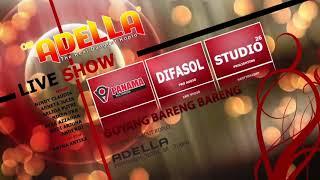 Top Hits -  Dawai Asmara Cek Sound Om Adella Woww Adem