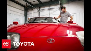 Riding In Style With Nascar Driver Daniel Suárez | Toyota Racing
