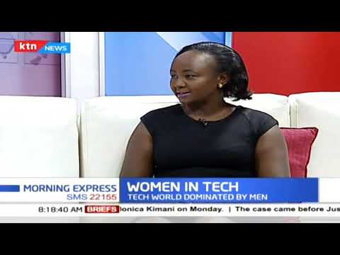 Life of women in the technology world   KTN News Tech Central