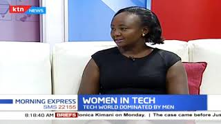 Life of women in the technology world | KTN News Tech Central