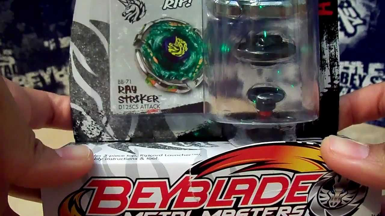 Beyblade Metal Masters...
