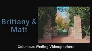 Pinnacle Golf Club Wedding Highlight Video | Columbus Wedding Videographer | Blitz Studios